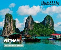 Tilbud fra Rejse i Rejse programmet kuponen ( Udgivet i dag)