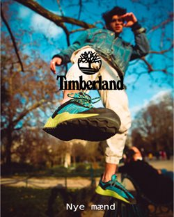 Timberland katalog ( 7 dage tilbage )