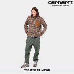 Tilbud fra Carhartt i Carhartt kuponen ( 30 dage tilbage)