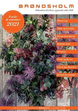 Brøndsholm katalog ( Over 30 dage )