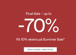 a4ff99e06ce Vero Moda København, Frederiksberggade | Tilbud og åbningstider