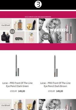 Tilbud fra Kosmetik og sundhed i Billig Parfume kuponen ( 4 dage tilbage)