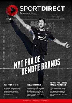 Sport Direct katalog ( Over 30 dage )
