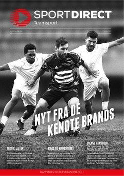 Sport tilbud i Sport Direct kataloget i Skanderborg ( 16 dage tilbage )
