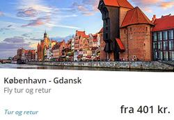 Rejse tilbud i Travellink kataloget i København