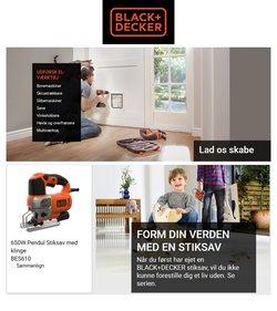 Tilbud fra Byggemarkeder i Black & Decker kuponen ( 15 dage tilbage)