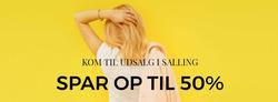 Tilbud fra Salling i Århus kuponen