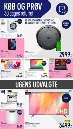 Elektronik og hvidevarer tilbud i Elgiganten kataloget i Holstebro ( 2 dage siden )