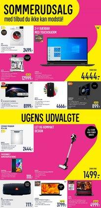 Tilbud fra Elektronik og hvidevarer i Elgiganten kuponen ( 4 dage tilbage)