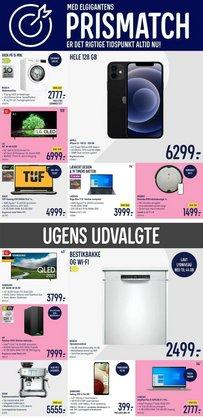 Tilbud fra Elektronik og hvidevarer i Elgiganten kuponen ( Udgivet i dag)
