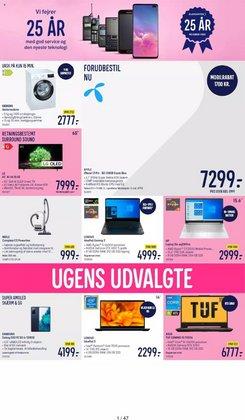 Tilbud fra Elektronik og hvidevarer i Elgiganten kuponen ( Udløber i morgen)