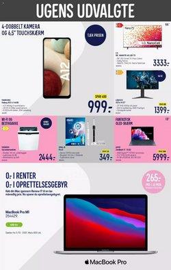 Tilbud fra Elektronik og hvidevarer i Elgiganten kuponen ( Udløber i dag)