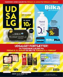 Dagligvarer tilbud i Bilka kataloget i København ( 2 dage siden )