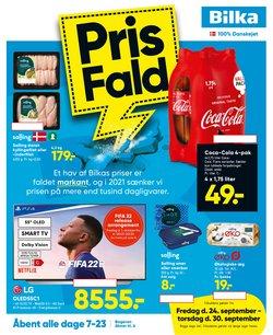 Tilbud fra Dagligvarer i Bilka kuponen ( Udgivet i går)