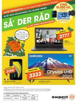 Elektronik og hvidevarer tilbud i Expert kataloget i Holstebro ( 2 dage siden )
