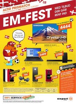 Tilbud fra Elektronik og hvidevarer i Expert kuponen ( Udgivet i går)