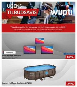 Tilbud fra Elektronik og hvidevarer i Wupti kuponen ( 2 dage tilbage)