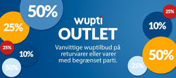 Tilbud fra Wupti i København kuponen