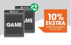 Tilbud fra GameStop i København kuponen