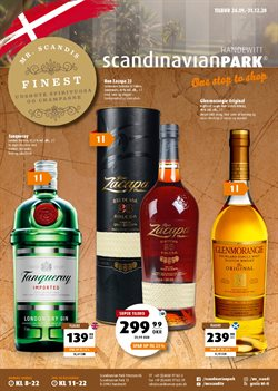Scandinavian Park katalog ( Udløbet )