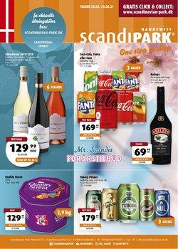 Scandinavian Park katalog ( Udløber i dag )