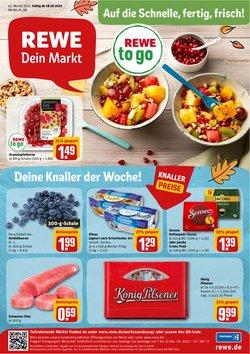 Tilbud fra Dagligvarer i REWE kuponen ( Udløber i dag)