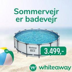 Tilbud fra Elektronik og hvidevarer i Whiteaway kuponen ( 5 dage tilbage)