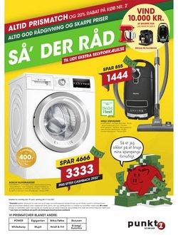 Elektronik og hvidevarer tilbud i Punkt1 kataloget i Holstebro ( 2 dage siden )