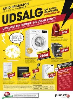 Tilbud fra Elektronik og hvidevarer i Punkt1 kuponen ( Udløber i dag)