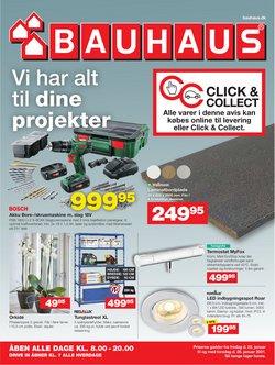 Bauhaus katalog ( Udløber i dag )