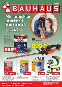 Tilbud fra Bauhaus i Bauhaus kuponen ( 2 dage tilbage)