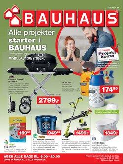 Tilbud fra Byggemarkeder i Bauhaus kuponen ( 4 dage tilbage)