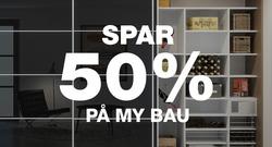 Tilbud fra Bauhaus i København kuponen