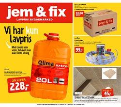 jem & fix katalog ( 3 dage tilbage )