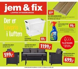 jem & fix katalog i København ( 3 dage tilbage )