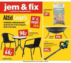 Tilbud fra Jem & fix i jem & fix kuponen ( 4 dage tilbage)