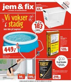 jem & fix katalog ( 4 dage tilbage)