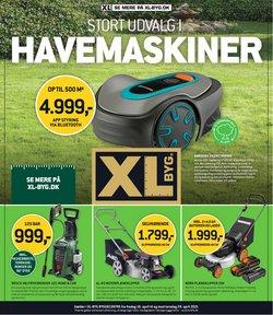 Byggemarkeder tilbud i XL-BYG kataloget i Holstebro ( 8 dage tilbage )