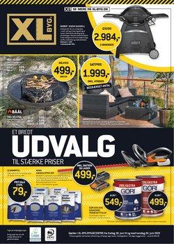 Tilbud fra Byggemarkeder i XL-BYG kuponen ( Udløber i morgen)