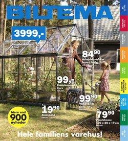 Tilbud fra Byggemarkeder i Biltema kuponen ( Over 30 dage )