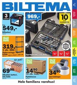 Tilbud fra Biltema i Biltema kuponen ( 4 dage tilbage)