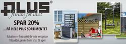 Tilbud fra 10-4 Byggecenter i Viborg kuponen
