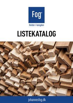 Johannes Fog katalog ( Over 30 dage )