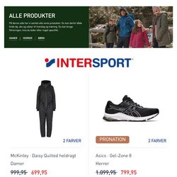 Intersport katalog ( 10 dage tilbage)