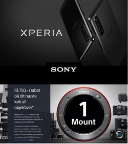Sony katalog ( Udgivet i går )