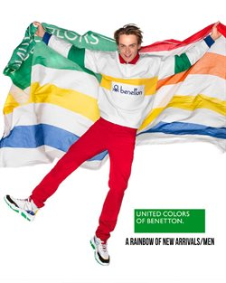 United Colors of Benetton katalog ( Over 30 dage )