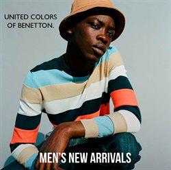 Tilbud fra United Colors of Benetton i United Colors of Benetton kuponen ( 11 dage tilbage)