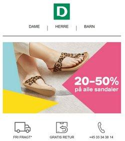 Tilbud fra Mode i Deichmann kuponen ( Udgivet i dag)