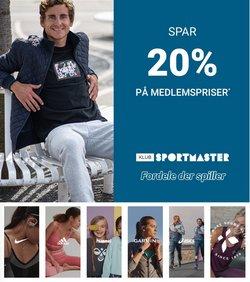 Sportmaster katalog ( 10 dage tilbage )