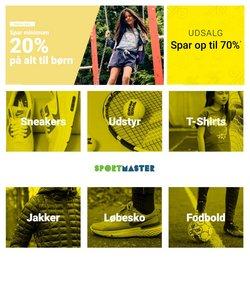 Sportmaster katalog ( Udgivet i går)